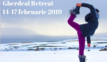 Gherdeal Retreat 14-17 februarie 2019